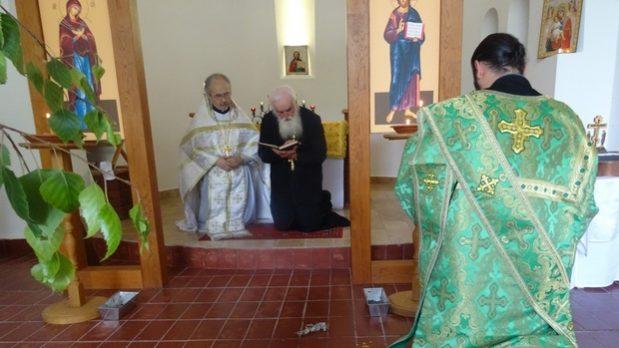 Пятидесятница в Залаваре