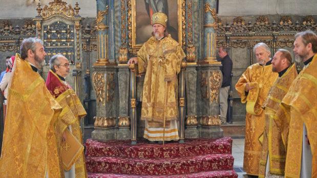 Архипастырский визит митрополита Марка в Венгрию