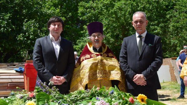 Настоятель Хевизского прихода стал действительным членом Императорского Православного Палестинского Общества (ИППО)